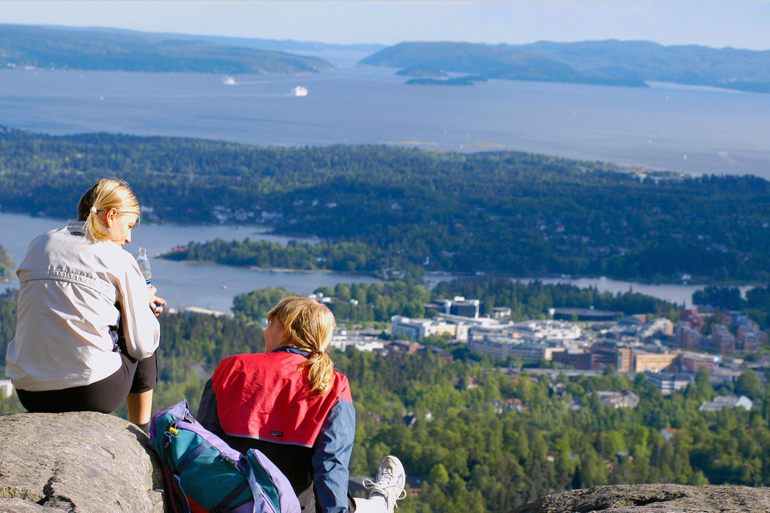 Oversiktsbilde Bærum - JM Norge